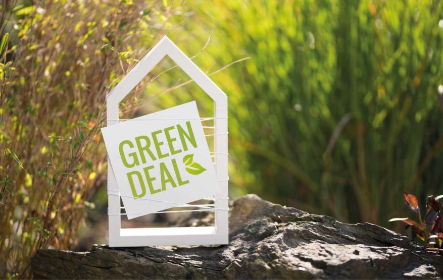 La recuperación será verde, o no será